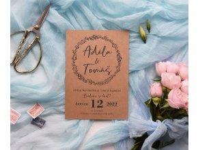 Svatební oznámení no.105
