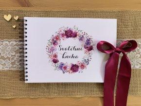 3020 svatebni kniha hostu no 45