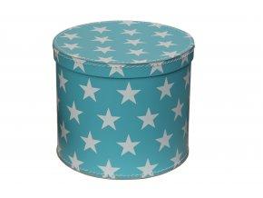 303 kulata krabice modra 30 cm