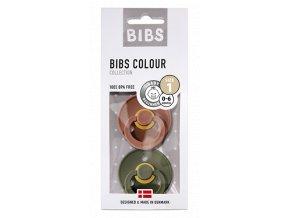 BIBS COLOUR PACK 110210 Woodchuck HunterGreen