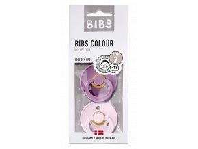 BIBS COLOUR PACK 120220 Lavender BabyPink