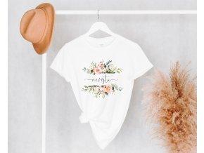 triko nevěsta