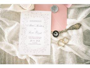 Svatební oznámení no.40