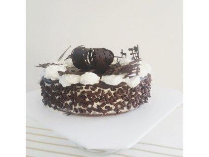 Banánový dort_II