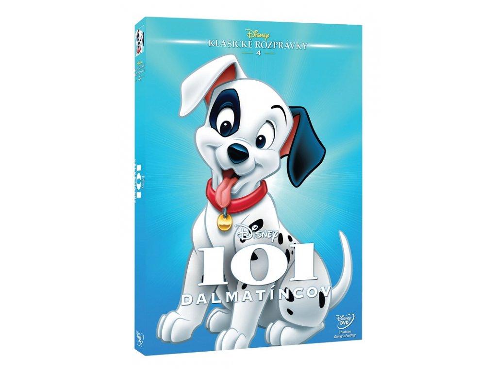 DVD Film - Walt Disney - 101 dalmatíncov