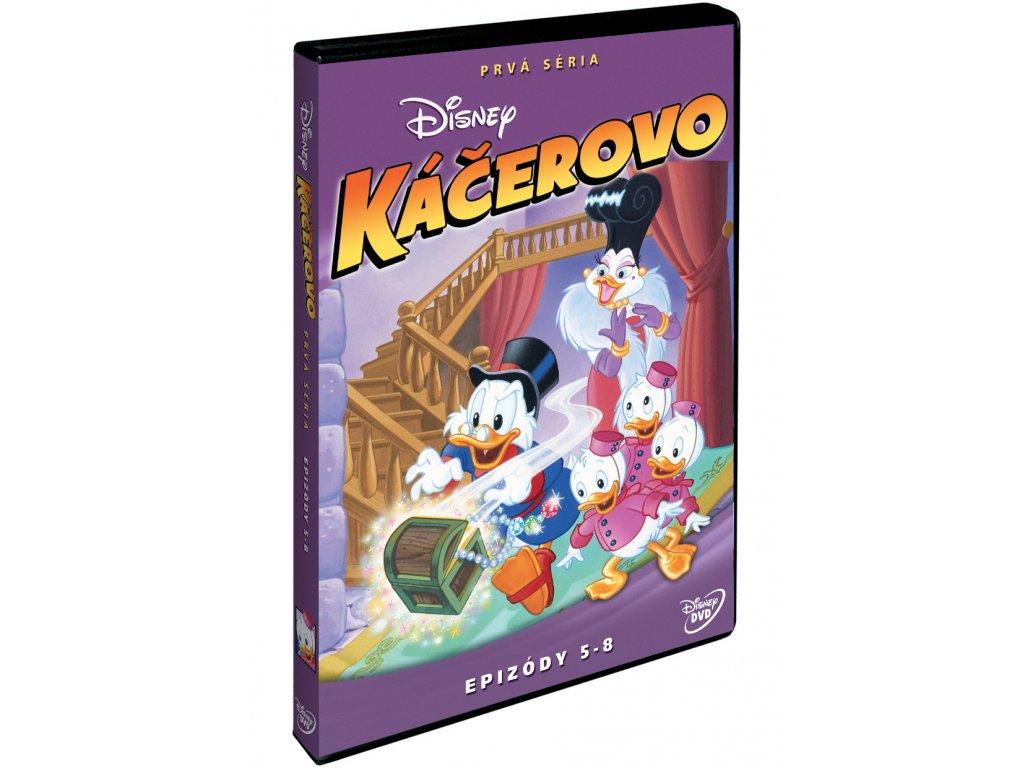 DVD - Káčerovo 1. série- disk 2
