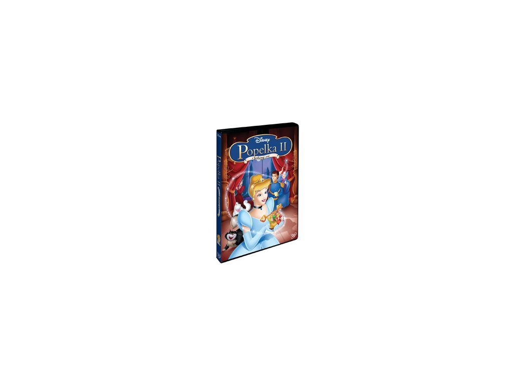 DVD Film - Wlat Disney - Popelka 2: Splnený sen