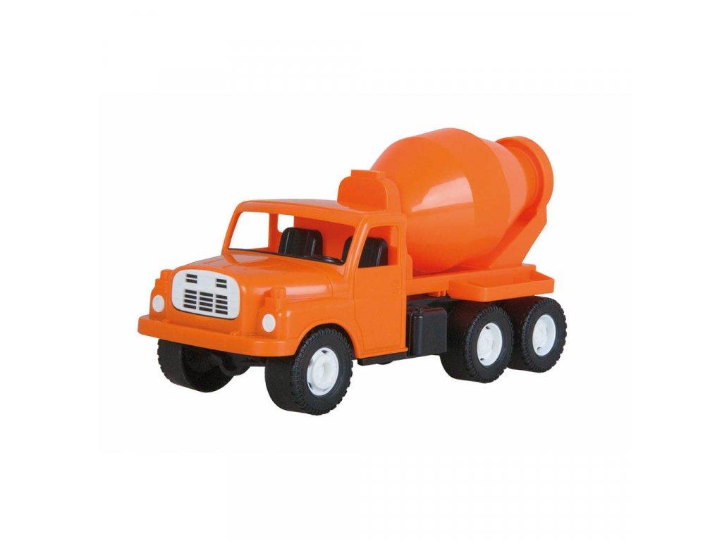 Dino Tatra 148 miešačka oranžová 30 cm