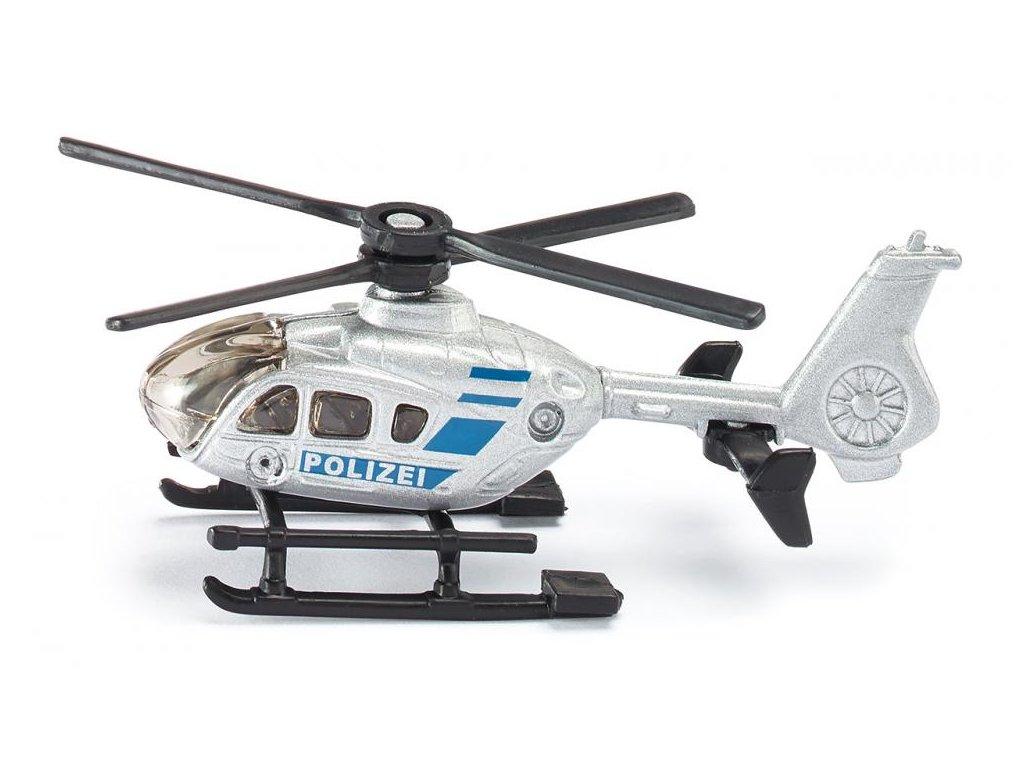 Siku Blister 0807 Policajná helikoptéra