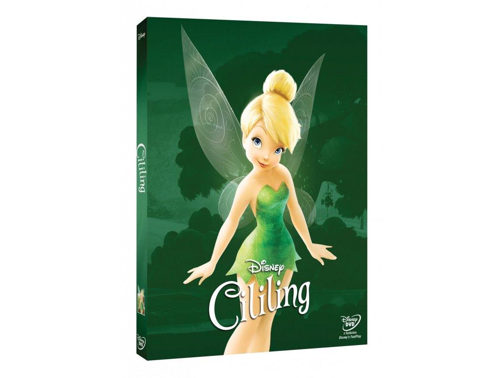 DVD Film - Walt Disney - Cililing EDV