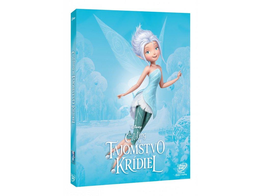 DVD Film - Walt Disney - Cililing A Tajomstvo Krídel EDV
