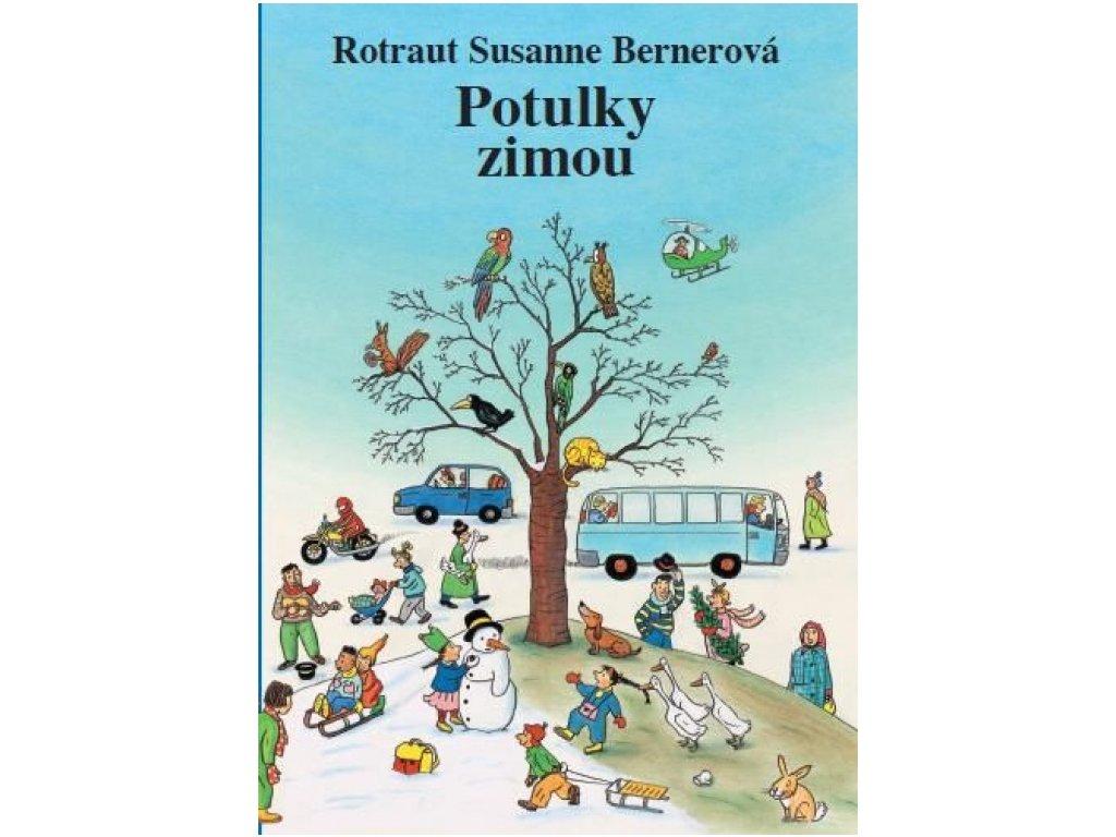 Potulky Zimou - Rotraut Susanne Bernerová