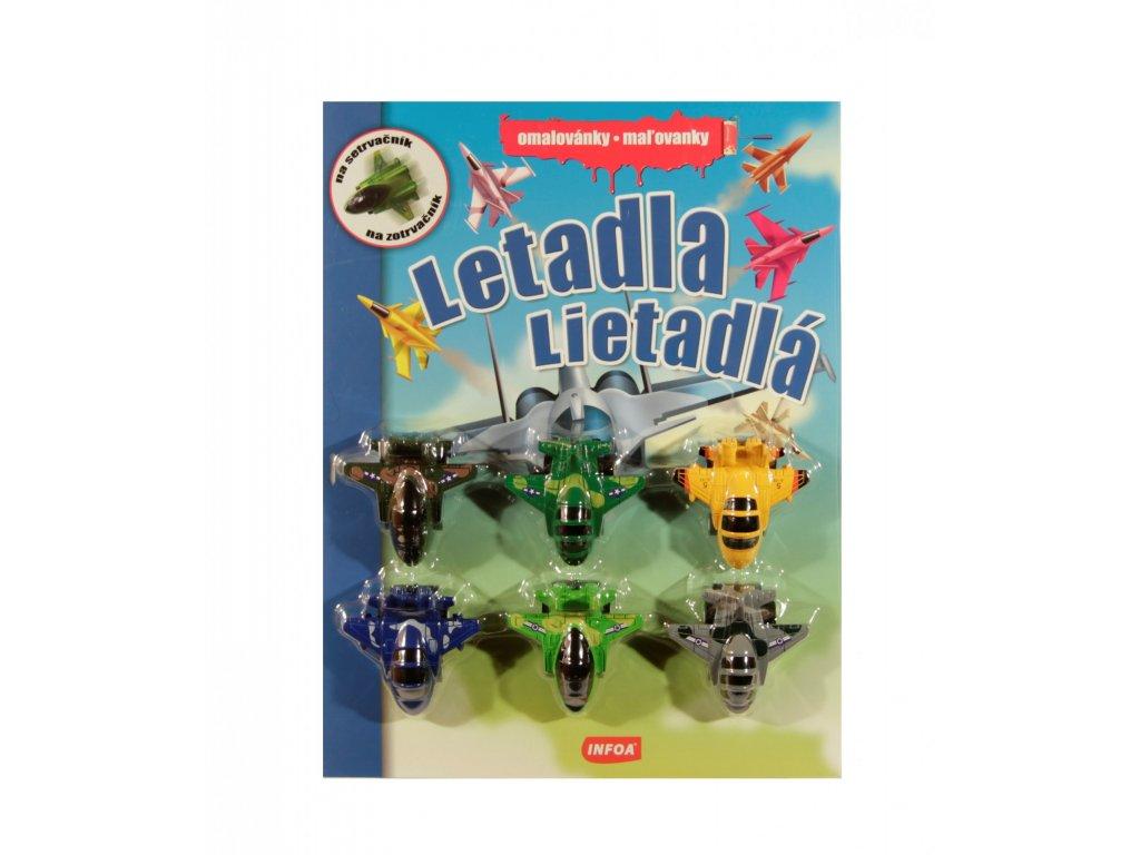 Letadla/Lietadlá (CZ/SK vydanie)