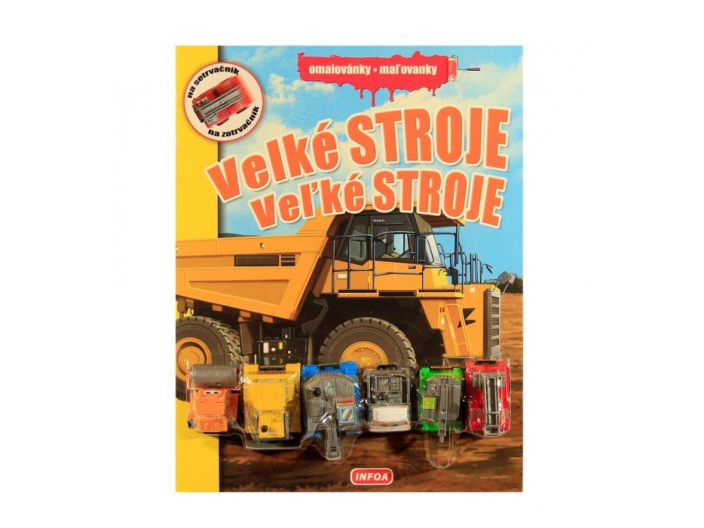 Velké stroje/Veľké stroje (CZ/SK vydanie)