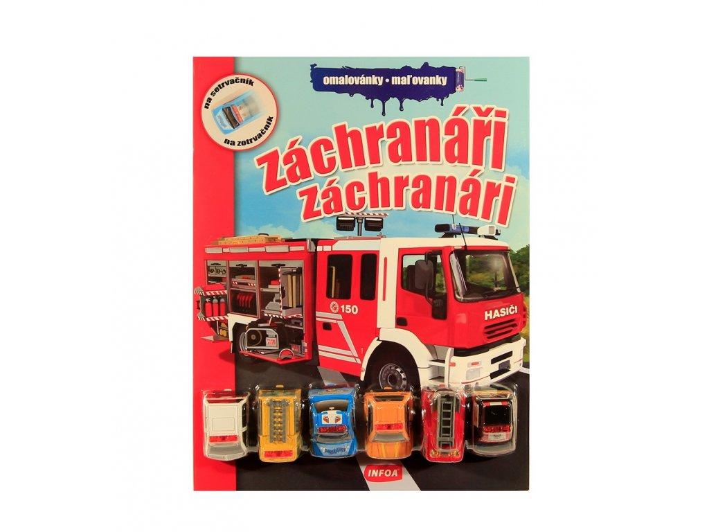 Záchranáři/Záchranári (CZ/SK vydanie)