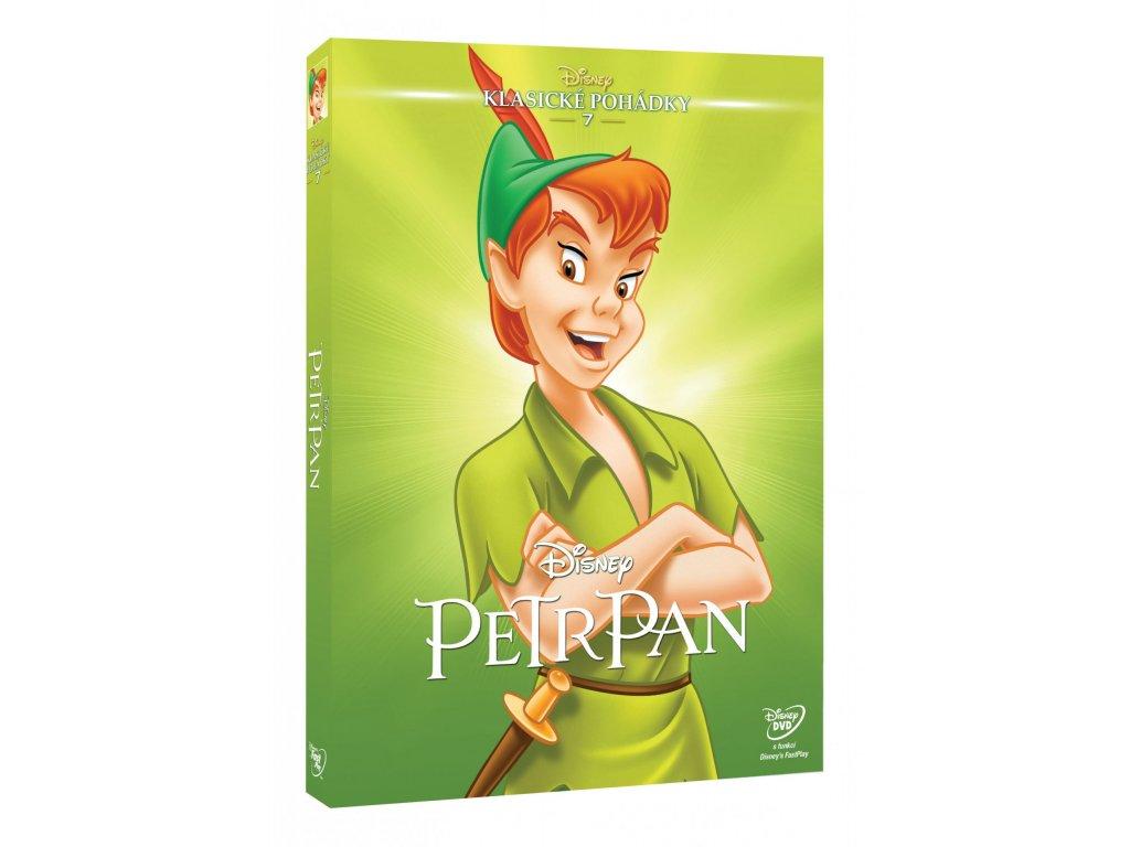 DVD Film - Walt Disney - Petr Pan