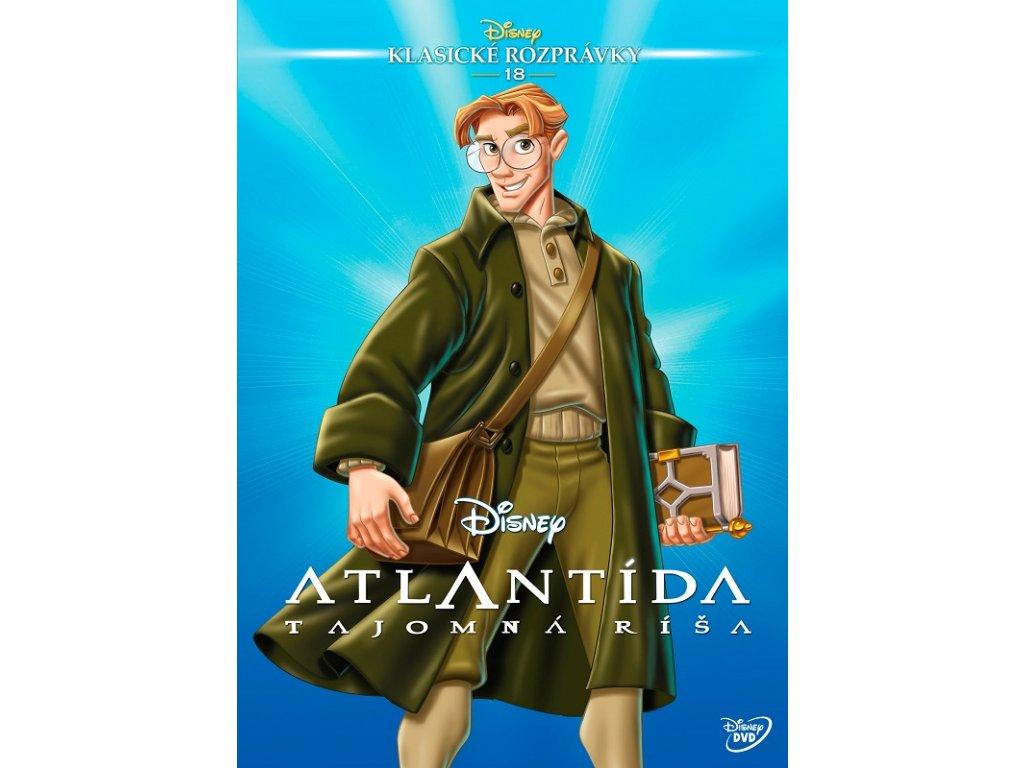 DVD Film - Walt Disney - Atlantída Tajomná Ríša
