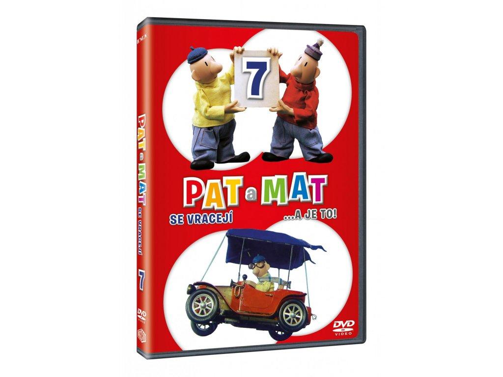 DVD - Pat a Mat 7