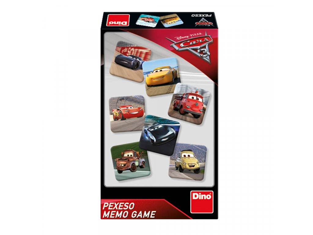 Dino Pexeso - Cars 3