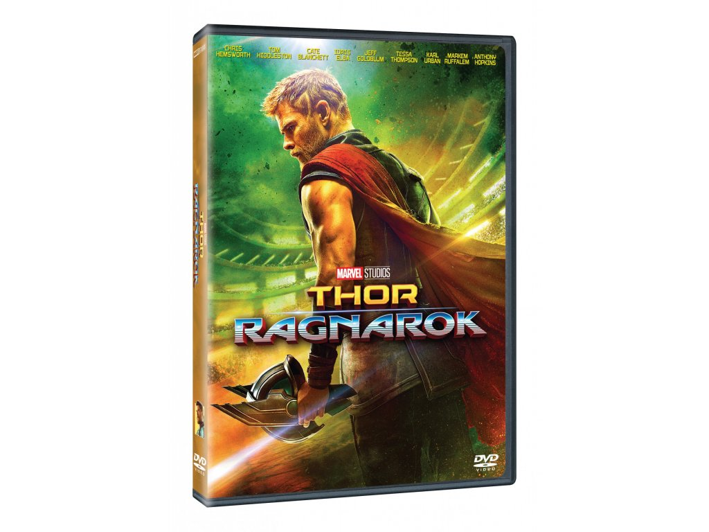 DVD film - Thor: Ragnarok