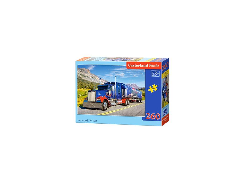 Castorland puzzle Kamión - 260 dielikov