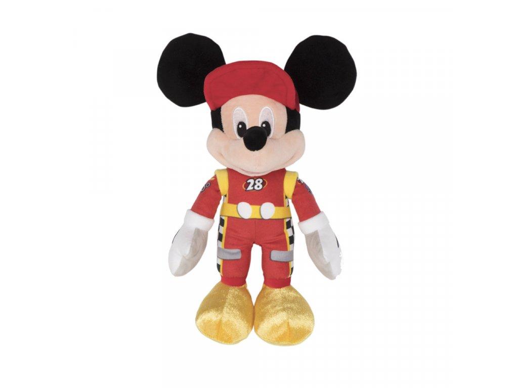 Dino Toys - Plyšový Mickey Závodník 25 cm