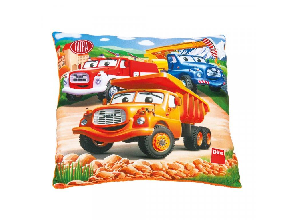 Dino Toys Vankúšik Tatra 30 x 30 cm
