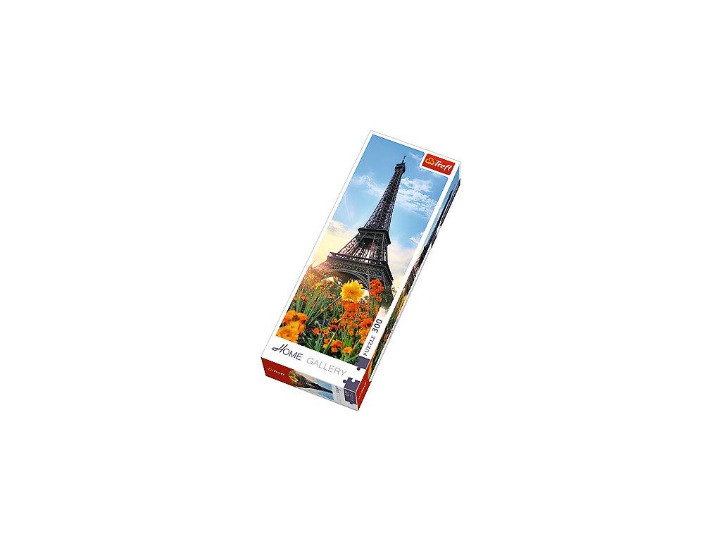Trefl puzzle Eiffelova veža 300 dielikov