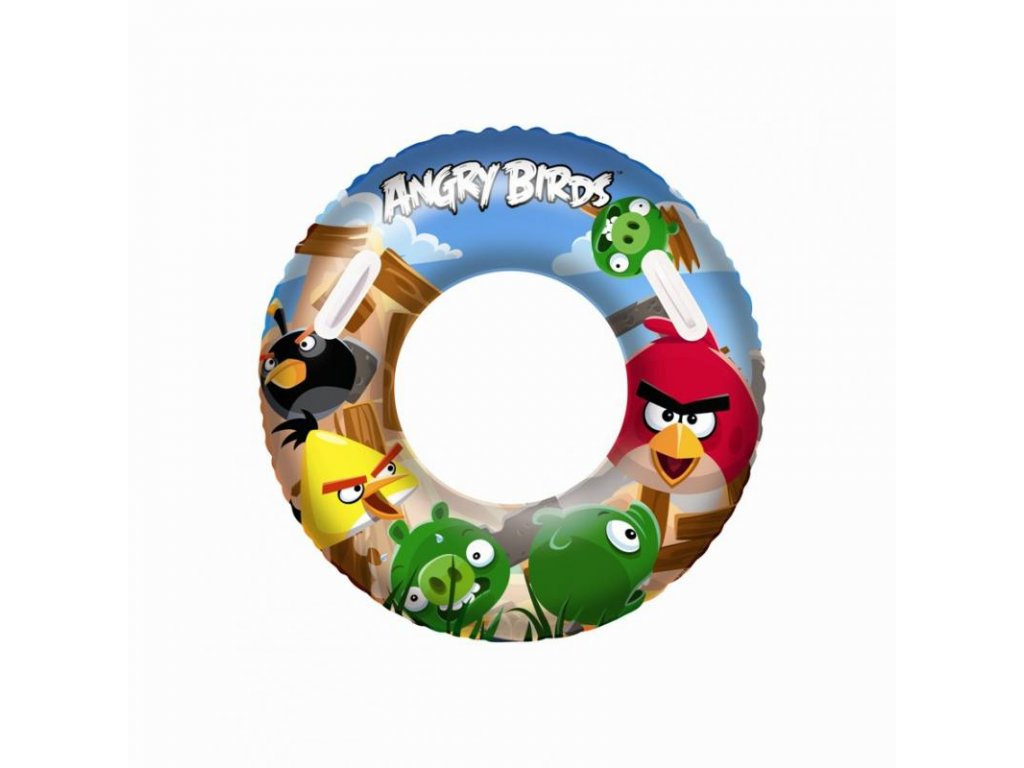 Koleso Angry Birds - 91 cm