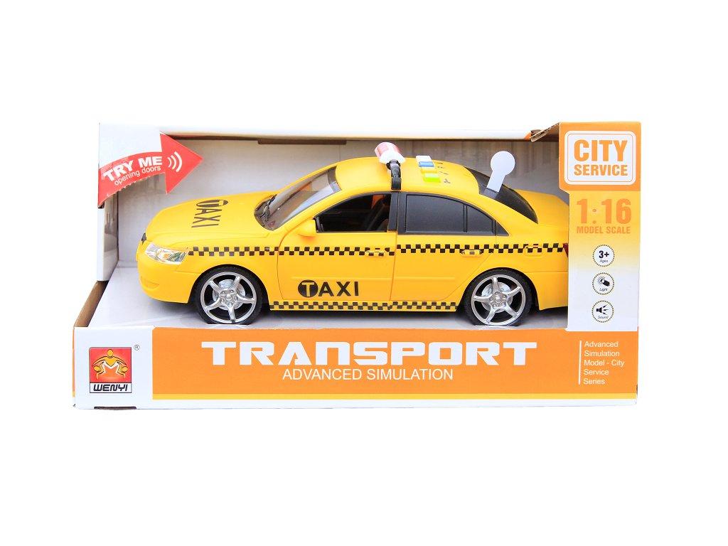 Auto Taxi WY560C