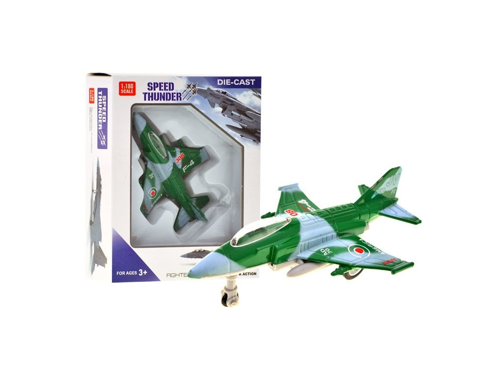 Stíhačka Speed Thunder F4 1:180
