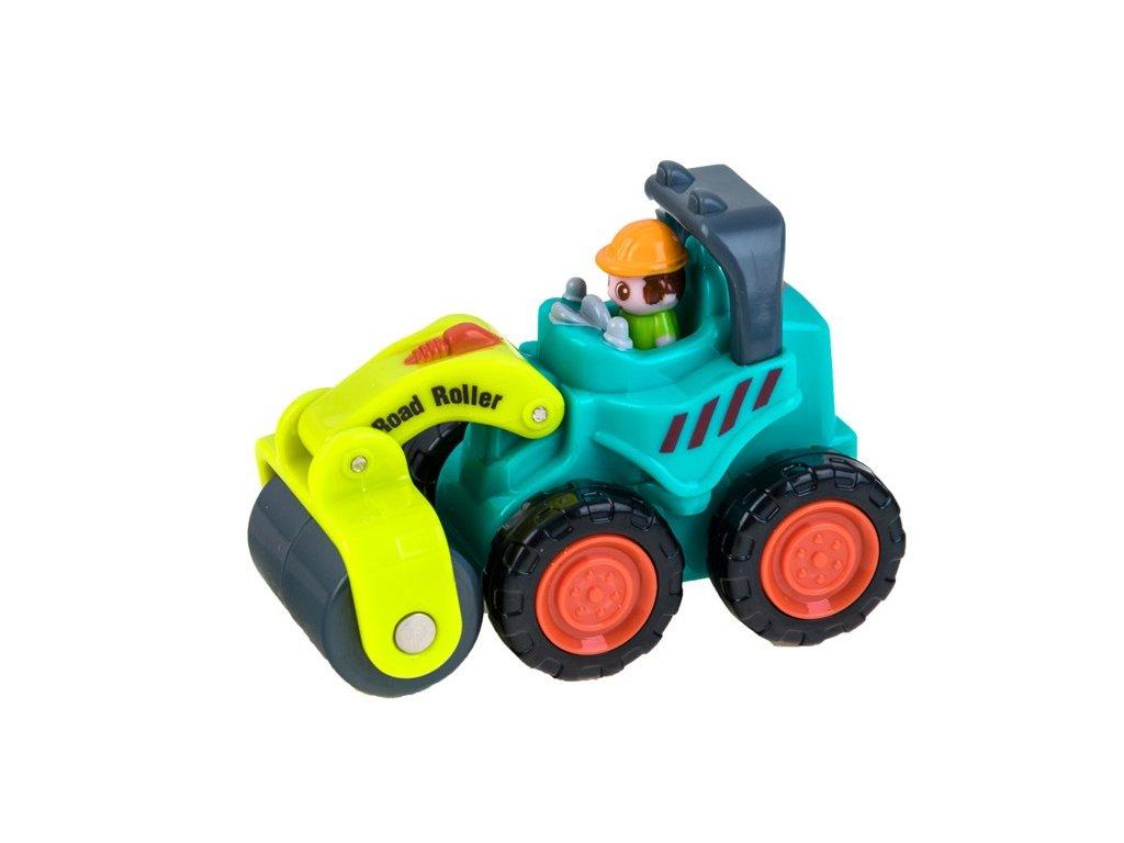 Huile Toys Cestný valec na zotrvačník