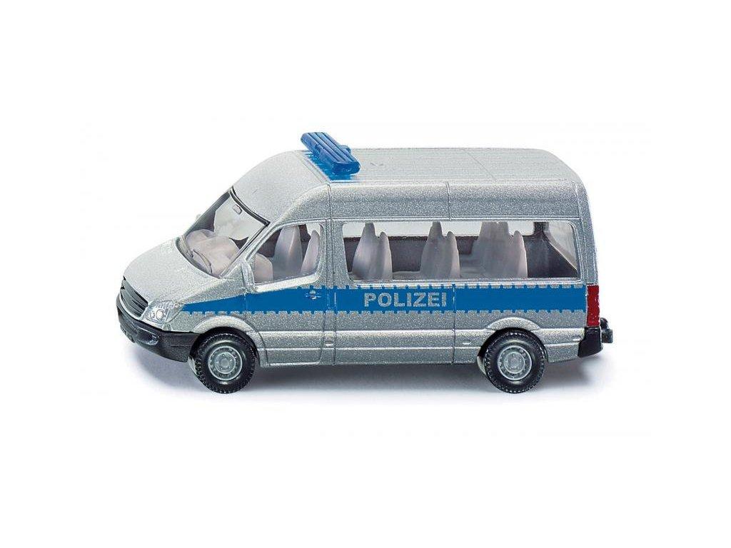 Siku 0804 Policajný mikrobus