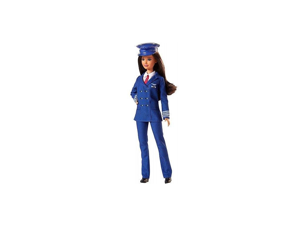 Mattel Barbie povolania - Pilotka