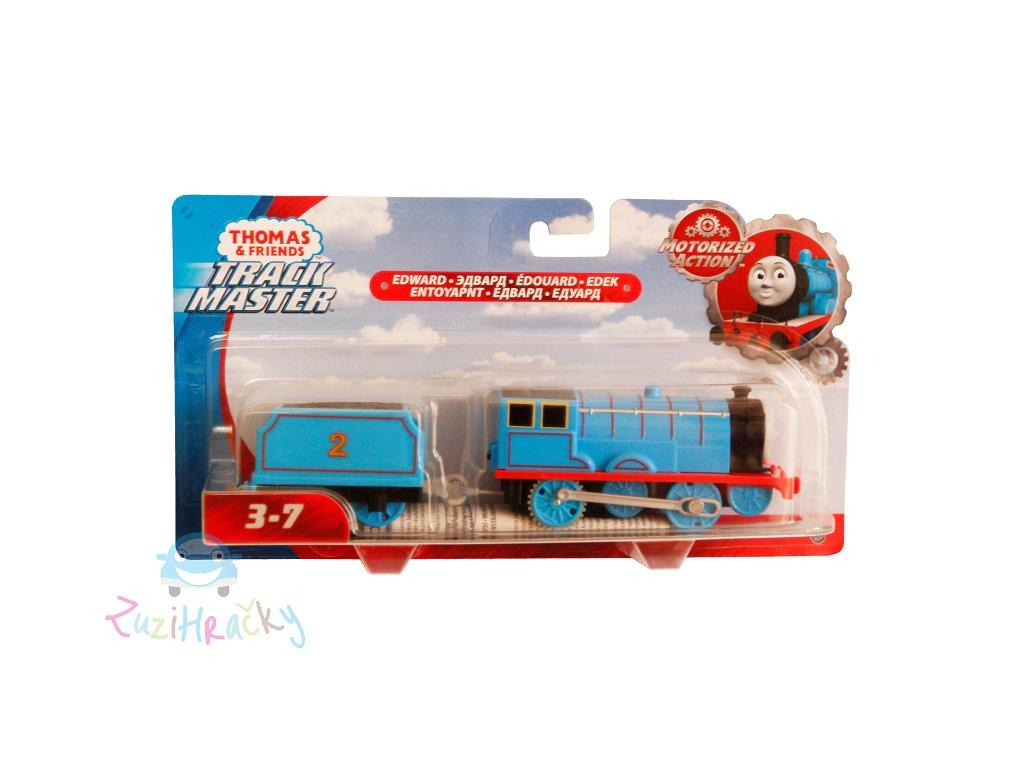 Mašinka Edward s vagónom - TrackMaster BML11
