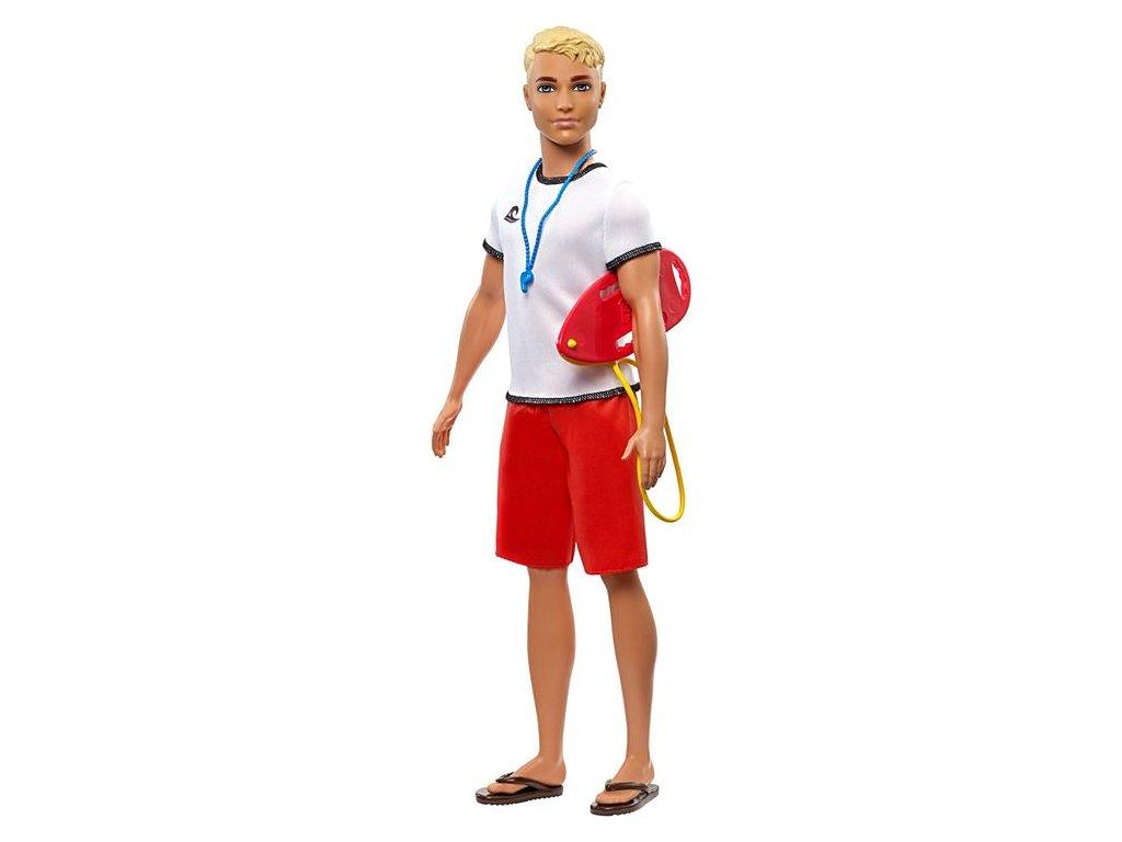 Mattel Ken povolania - Plavčík