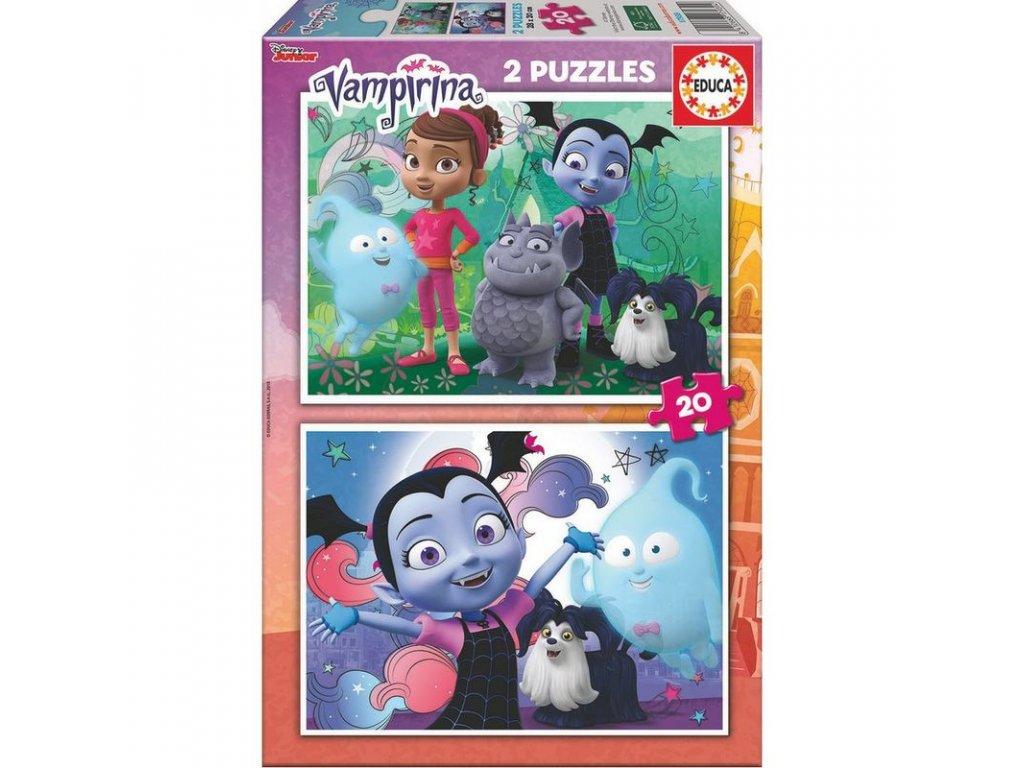Educa puzzle Vampirina 2x20 dielikov