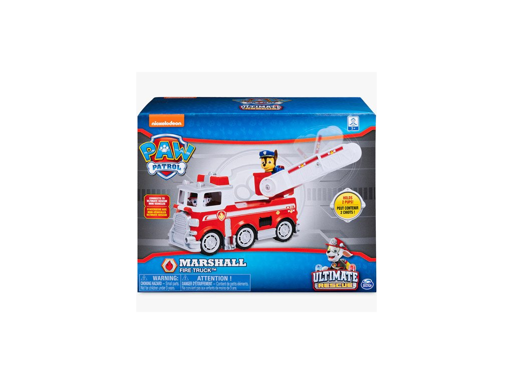 Paw Patrol - Marshall Ultimate Rescue