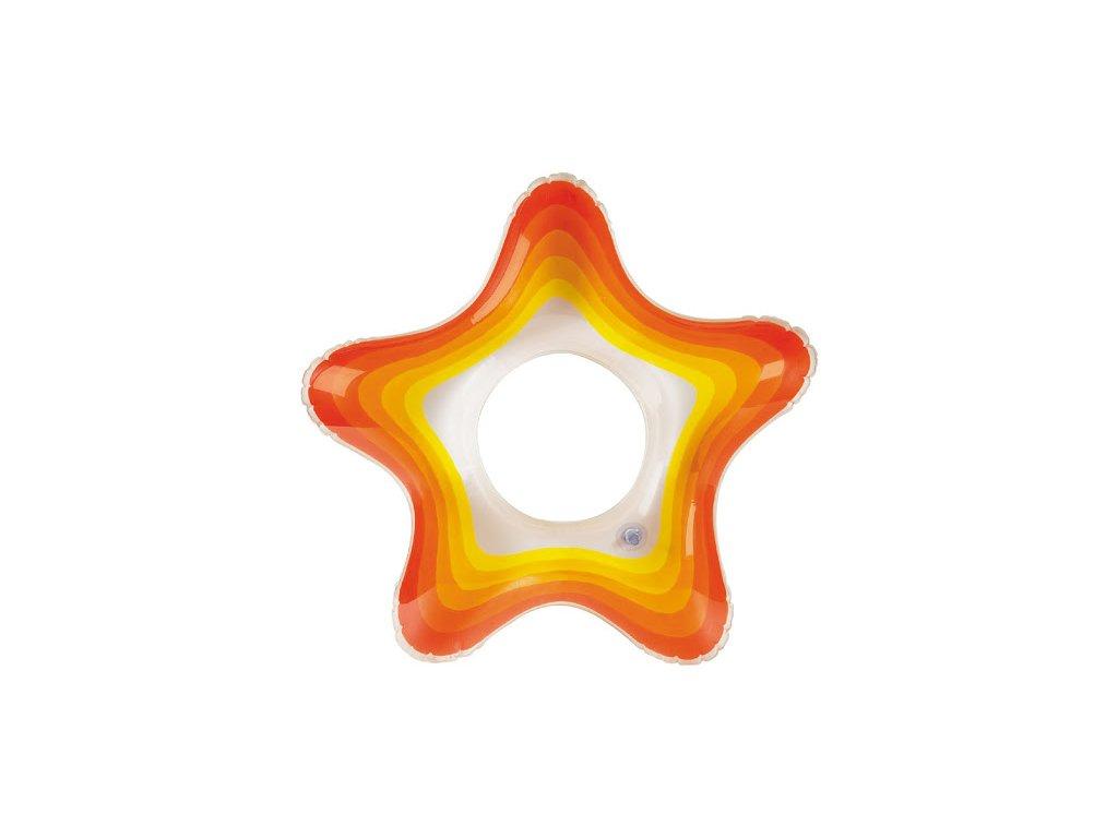 Intex 58235NP - Koleso Starfish - oranžové