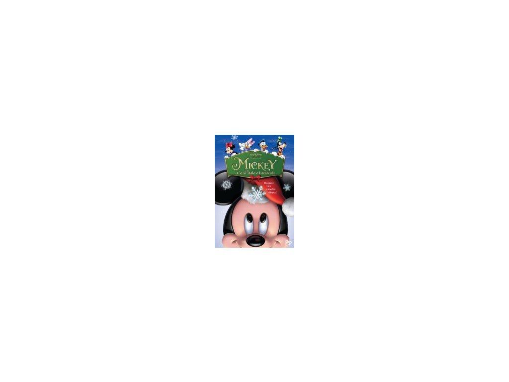 DVD Film - Mickey: Co se ješte stalo o Vánocích