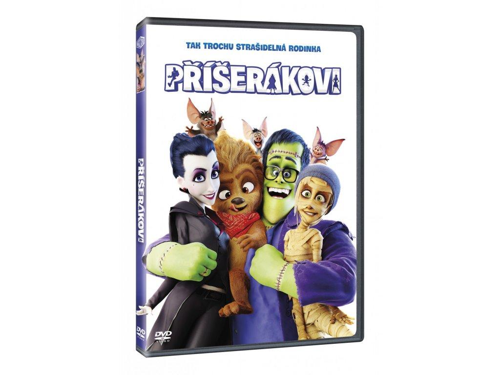 DVD Film - Príšerákovci