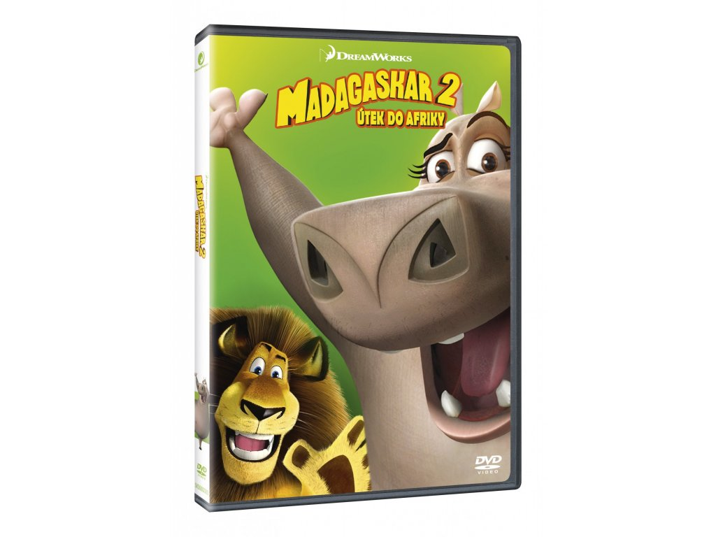DVD Film - Madagaskar 2