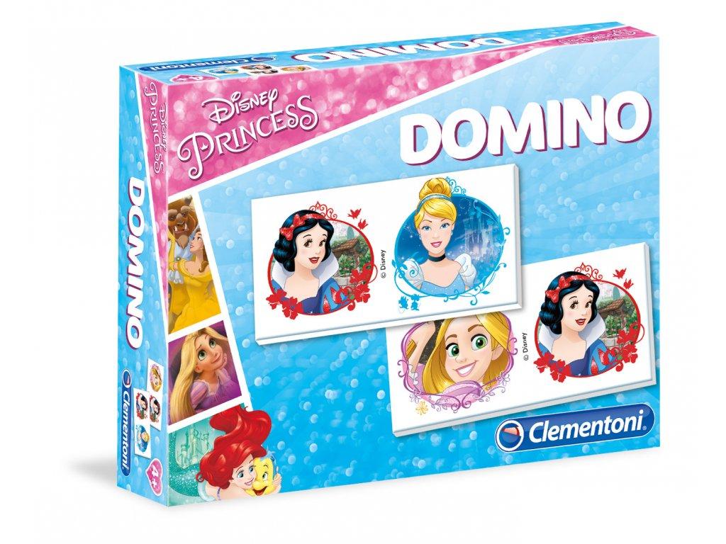 Clementoni domino - Princezné
