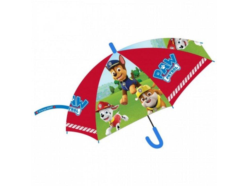 Detský dáždnik Labky 74 cm