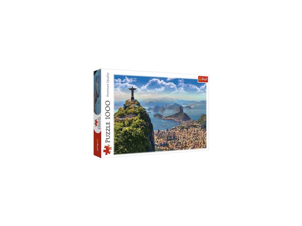Trefl puzzle Rio de Janeiro 1000 dielikov