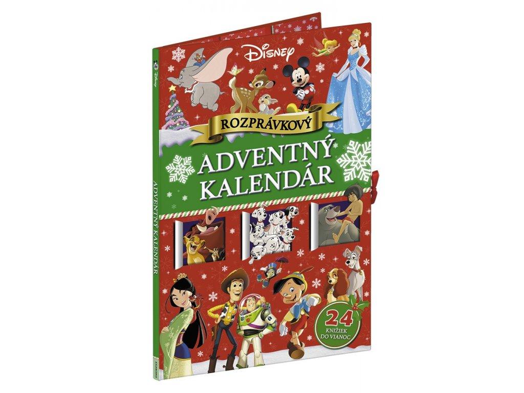 Disney - Rozprávkový adventný kalendár