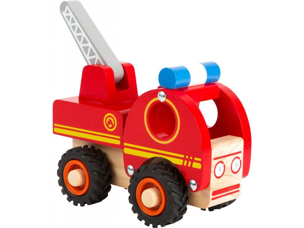 Small Foot Hasičské auto