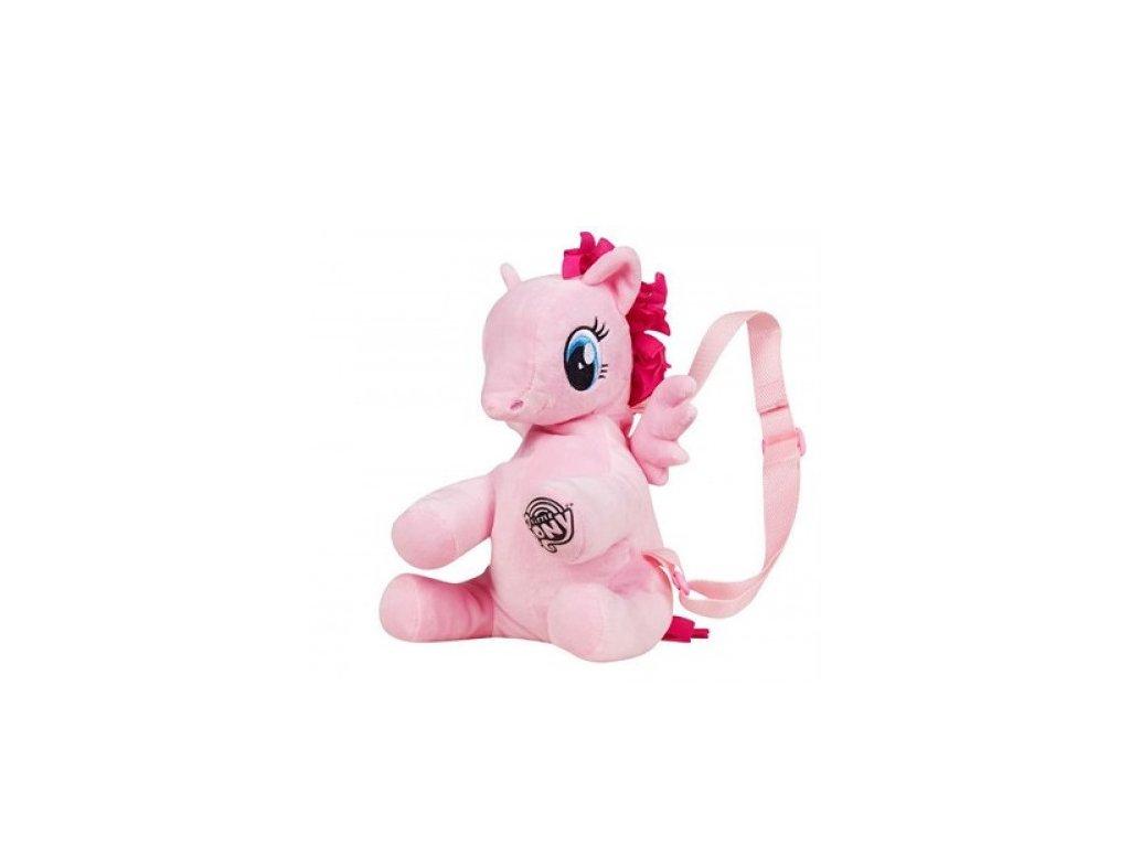 Plyšový batoh My little pony - Pinkie Pie 27 cm