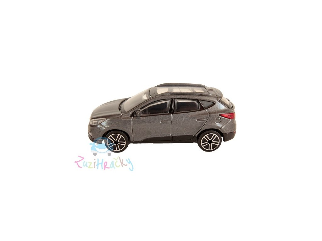 Bburago Hyundai Tuscon tmavošedá :43