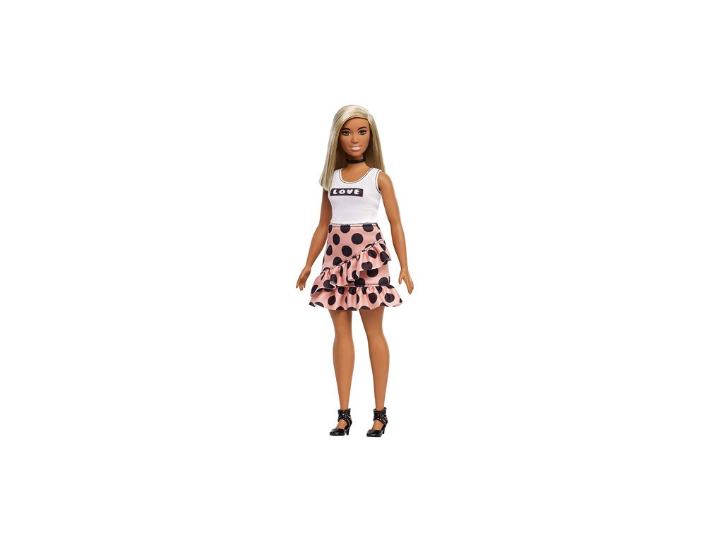 Mattel Barbie Fashionistas 111